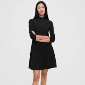 Turtleneck Fit And Flare